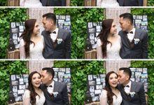 Maureen & Roy Wedding by Foto moto photobooth