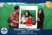 GRADUATION SMPN 29 JKT by Snapshot Photobooth