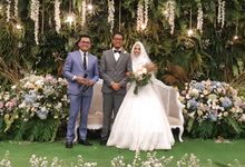 Fathia & Aji Wedding by HENRY BRILLIANTO