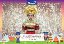 Gelar Pesona Budaya TK Strada Nawar 2019 by Foto moto photobooth