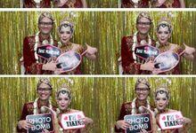 Falia & Alfian Wedding by Foto moto photobooth