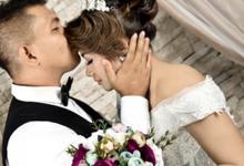 Wedding bouquet by Masale Flower