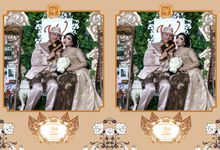 Widita & Tahta Wedding by Foto moto photobooth