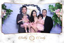 Bobby & Candy Wedding by Foto moto photobooth