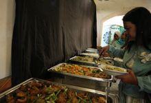 Adhitya & Christina Wedding by Djoyoboyo Cafe
