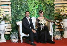 Adhitya & Christina Wedding by Djoyoboyo Cafe