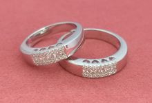 Wedding Ring - Reino Collections by Reino Jewellery