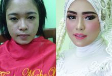 Makeup For Akad Nikah by FitriamakeUp