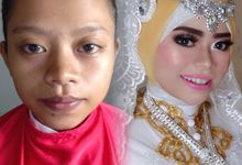 Makeup & Hijabdo for Akad Nikah by FitriamakeUp