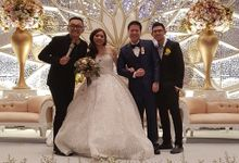 Wedding King & Ruth (Jakarta) by MC Samuel Halim