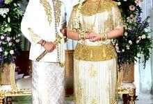 Resepsi Pernikahan Ricko & Widya Adat Toraja by Dirasari Catering