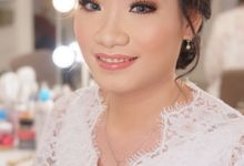 Bride Look by Alexandra Makeup Artist