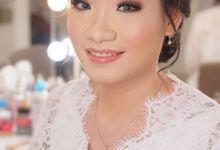 Alexandra Makeup Artist - IG : @alexaxaandra by Kayika Wedding Organizer