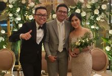 Wedding Of Argy & Kezia by MC Samuel Halim