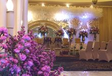 Wedding Raisa & Wildan by IPB International Convention Center