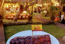 Welcome To Ubud BBQ Station WAHAHA by Wahaha Pork Ribs