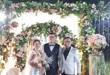 Wedding Stefanus & Jelika by MC Samuel Halim
