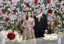 Vinson & Tara Wedding by Foto moto photobooth