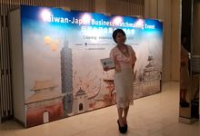 Taiwan Japan  Entrepreneurs Business Matching by MC Mandarin Linda Lin