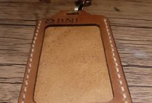 AM Rote - Name Tag by AM Leather Projects