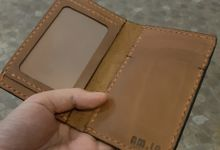 AM Mahakam - Dompet Kartu / Card Wallet by AM Leather Projects