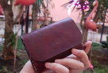 AM Lawu - Dompet Kartu / Card Holder by AM Leather Projects