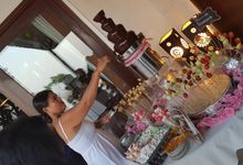 Chocolate Fountain For Wedding, Birthday,Gathering by The Chocolate Land