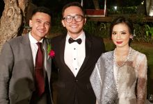Wedding Of Philip & Stephanie by MC Samuel Halim