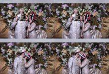Amabel & Rifqi Wedding by Foto moto photobooth