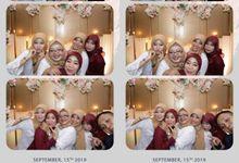Aulia & Taufiq Wedding by Foto moto photobooth