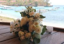 Wedding Bali Hai - Nusa Lembongan 22 Sep 2019 by Bali Rental Tiffany