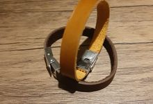 AM Brantas - Gelang / Bracelet by AM Leather Projects