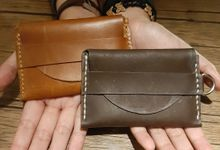 AM MURIA - Dompet Kartu Nama by AM Leather Projects