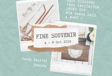 Fine Souvenir Best Discount Dapat Free Undangan by Fine Souvenir
