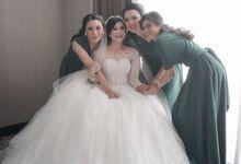 Wedding Of Nathan  & Deasi by Ohana Enterprise