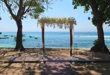 Wedding Bali Hai - Nusa Lembongan 05 oct 2019 by Bali Rental Tiffany