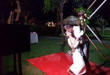 Wedding of Kevin and Cinta by Bali Shooting Stars