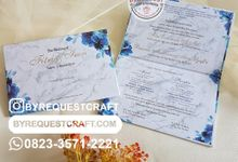 Undangan Pernikahan by By Request Craft & Invitation