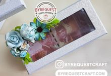 BOX UANG by By Request Craft & Invitation