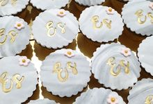 E&S Wedding by YUCA Creations