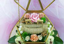 The Wedding of Achmad & Rengganis by Mooi Ringbearer