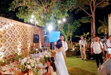 Wedding Mr. Aldrian & Ms. Magda 27 oct 2019 by Wahaha Pork Ribs
