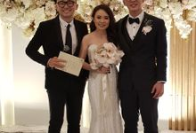 Wedding of Xavier & Vanessa by MC Samuel Halim