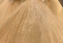 Wedding Dress by Sewa Gaun Pesta