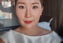 Korean Wedding Make Up by mikUP