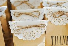 The Wedding of Eko & Maria by Giftware Souvenir