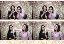 Ratu & Setiawan Wedding by Foto moto photobooth
