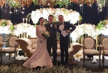 Wedding of Ricky & Fiona by MC Samuel Halim