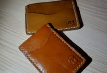 Card Wallet by AM Leather Projects