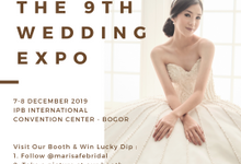 Wedding Expo by MarisaFe Bridal